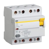 MDV11-4-050-030, выключатель дифференциальный (УЗО) ВД1-63