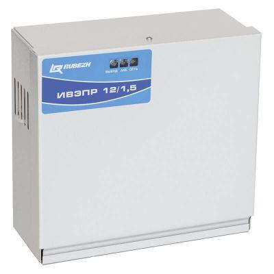 ИВЭПР 12/1,5 1х7, источник вторичного электропитания резервированный