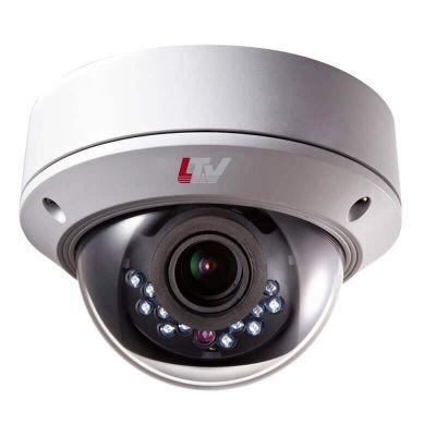 LTV-CCH-800L-V2.8-12, видеокамера с ИК-подсветкой антивандальная