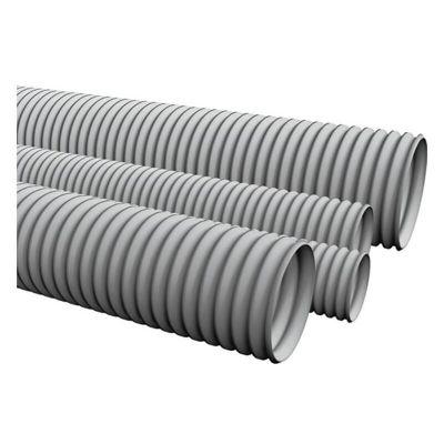 Ecoplast 10016, труба ПВХ гофрированная легкая 16 мм