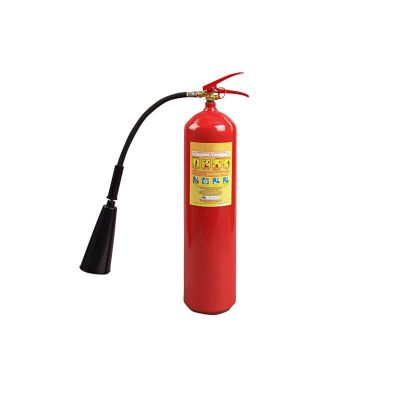ОУ-5, углекислотный огнетушитель